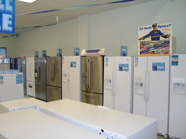 Refrigerators and Freezers